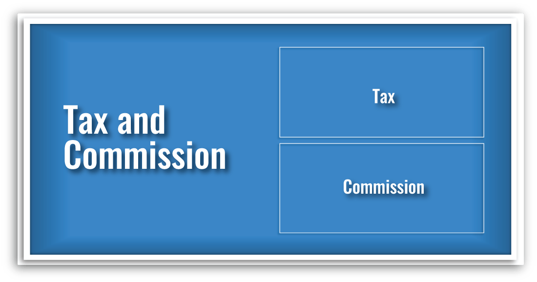Tax Commission monetization ecosystem domain