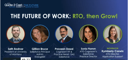 "The Future of Work: ""RTO, then Grow!"""