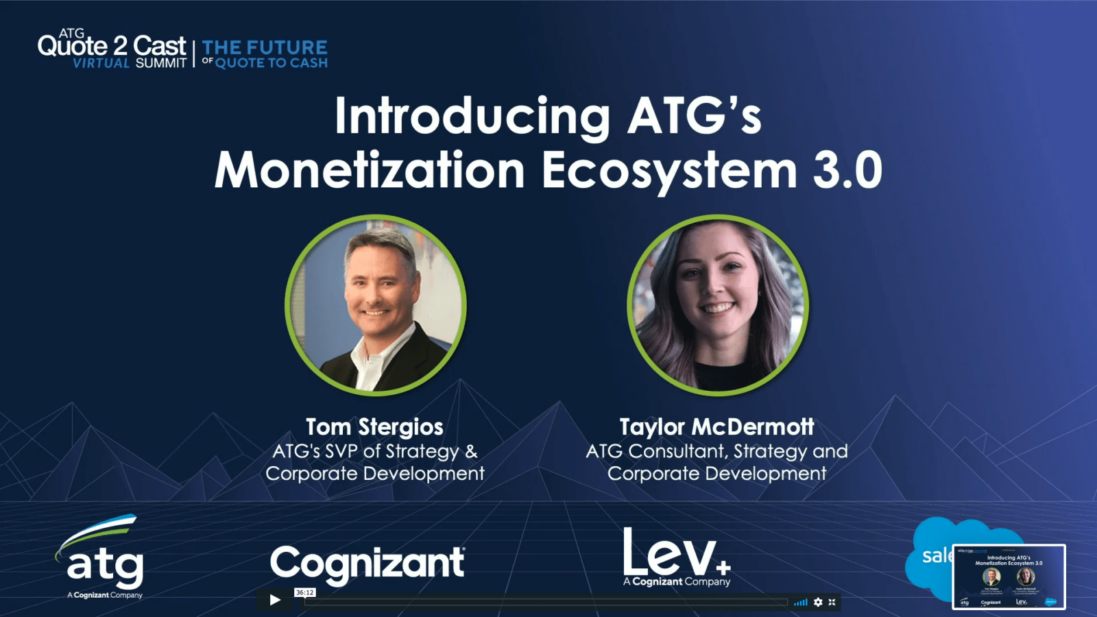 Introducing ATGs Monetization Ecosystem 3