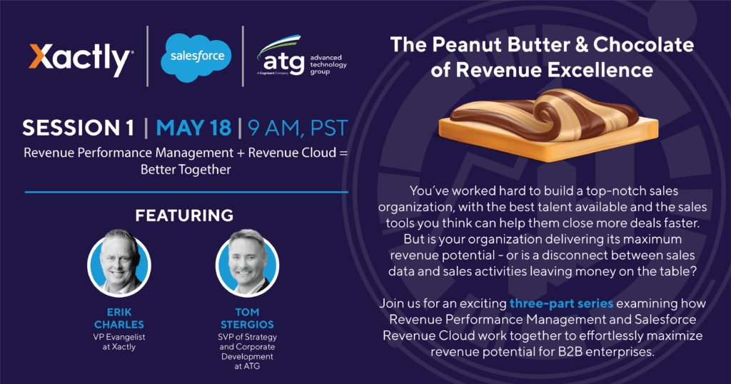 Revenue Performance Management + Revenue Cloud = Better Together